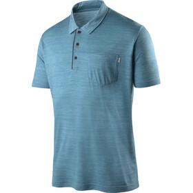 Houdini Activist Kingpin Camiseta manga corta Hombre, tumbeling blue